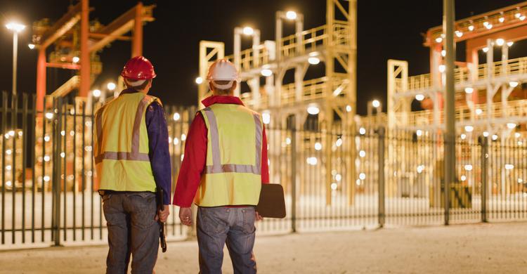 Trabajadores nocturnos (iStock)