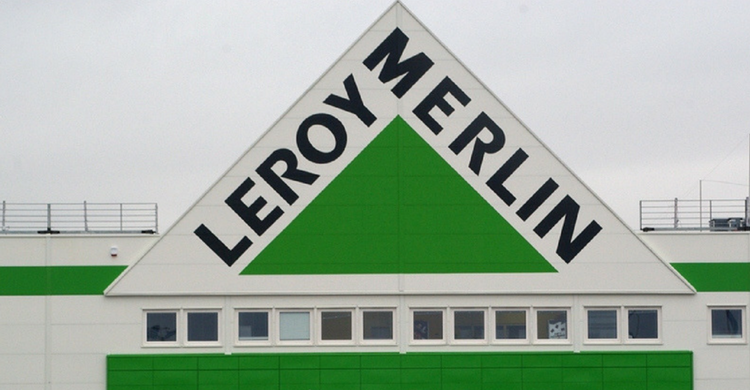 Trabaj en Leroy Merlin (Flickr-Babij)