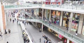 Centro comercial (Istock)