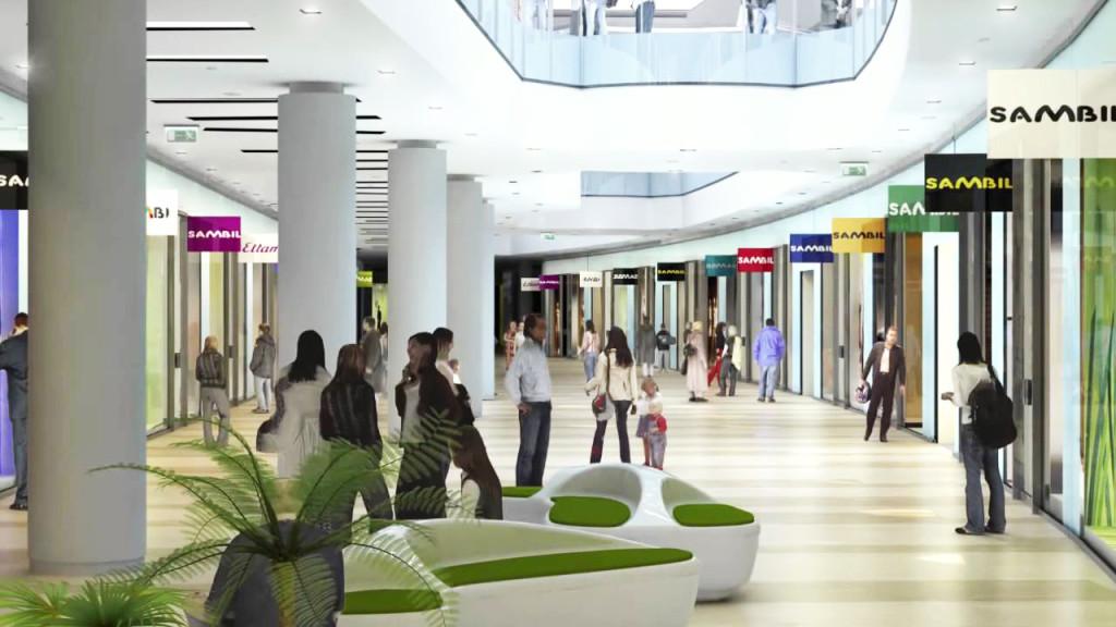 Reapertura Centro Comercial M 40 De Madrid Necesita 1500 Empleados