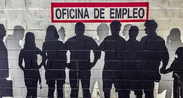 La evoluci n del paro en espa a blog oficinaempleo for Oficina de empleo azca madrid