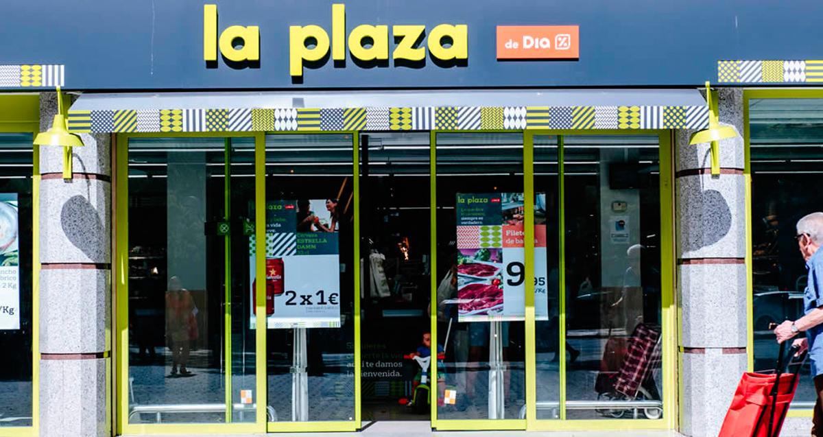 supermercados dia abrirá 97 supermercados de su filial la plaza