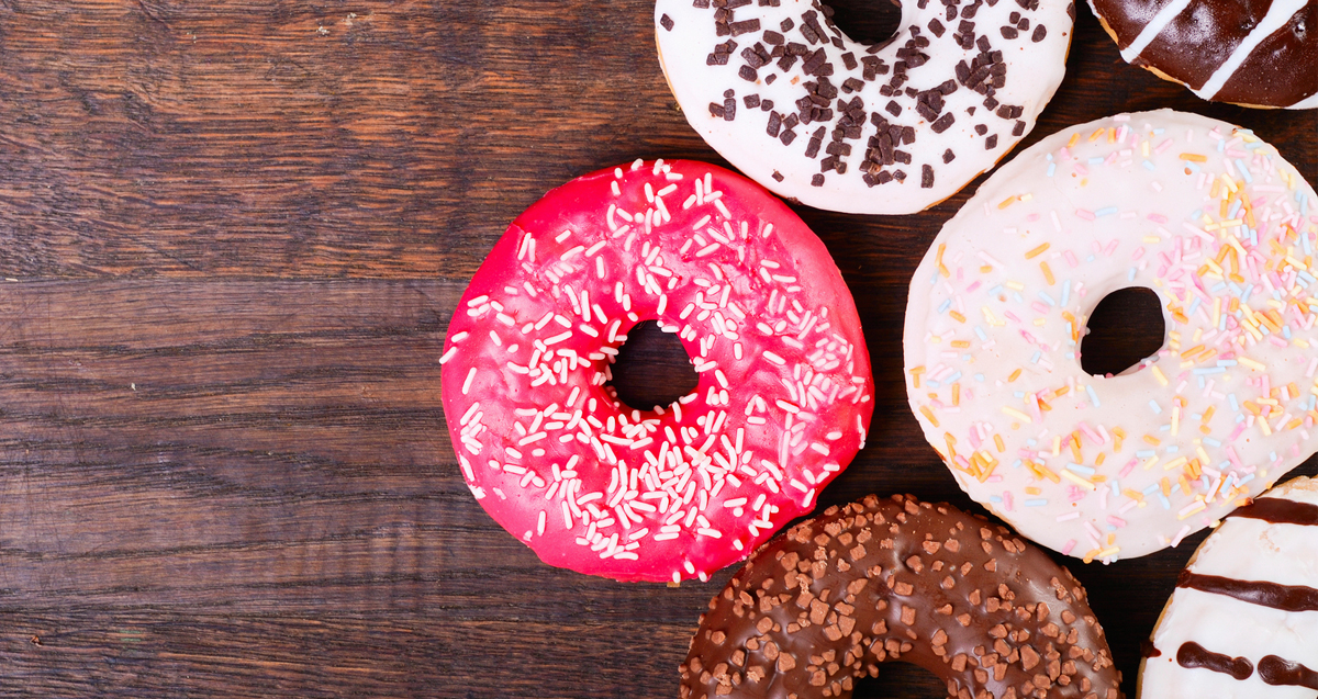 Donuts. Fuente: Istock