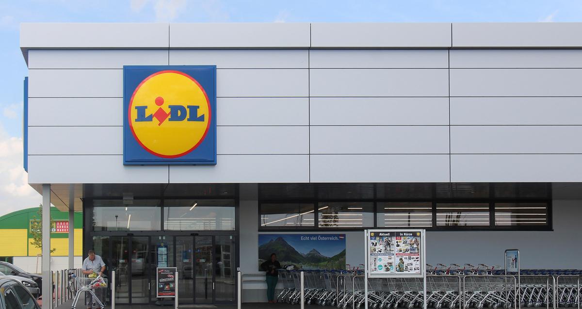 Lidl supermercados. Fuente: Istock