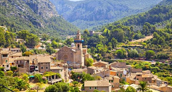Valldemosa, en Mallorca. Bbsferrari (iStock)
