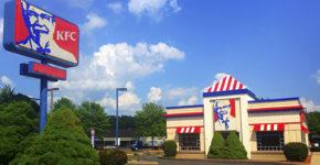 Fachada de un restaurante KFC (Flickr)