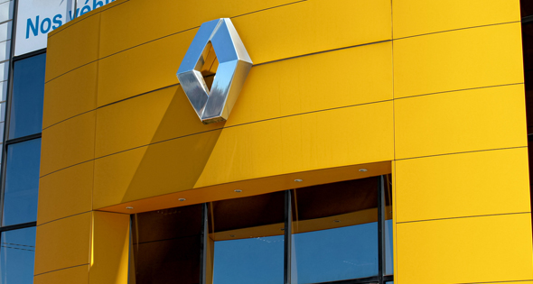 trabajar en Renault