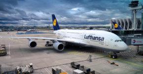 Lufthansa necesita 8.000 nuevos trabajadores (Pixabay)