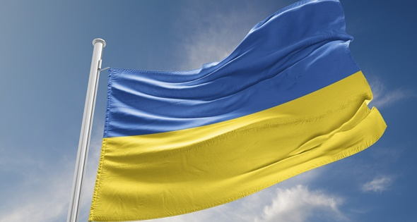 Bandera de Ucrania. Hstocks (iStock)