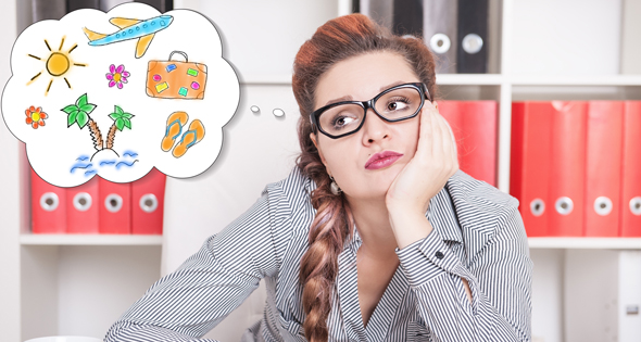 cómo afectan las vacaciones en el trabajo