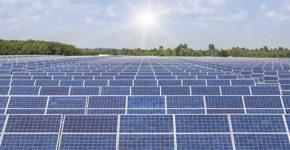 Planta fotovoltaica (istock)