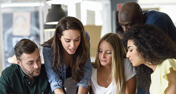 El trabajo en equipo ayuda a conseguir mejores resultados (iStock)