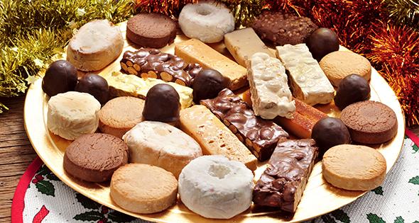 Para esta Navidad, la producción de mantecados hará que aumente el empleo (iStock)