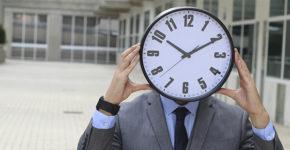realizar el cambio de hora afecta a nuestro trabajo(Istock)