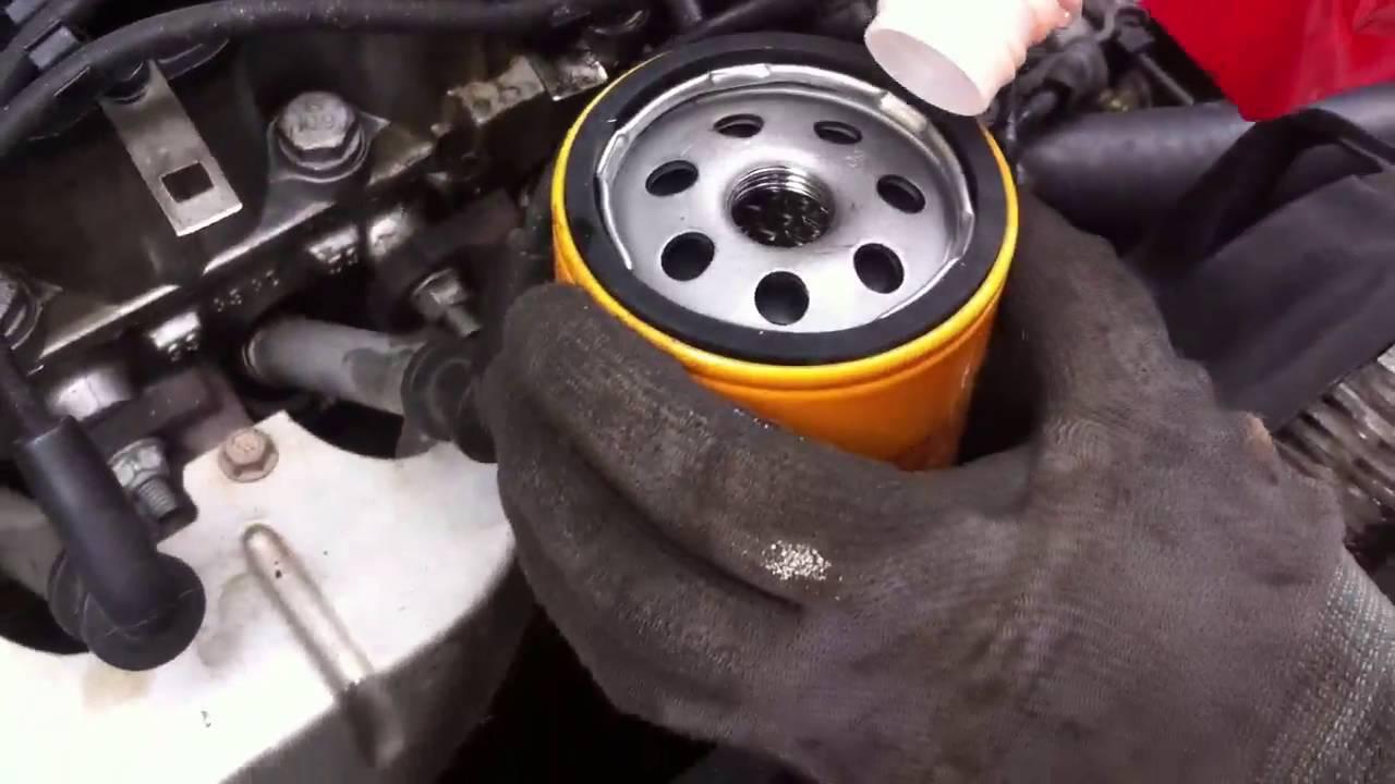 EL filtro de aceite trata de minimizar todos los imperfectos (Istock)